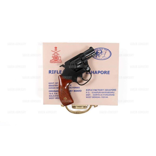.22 NIDAR REVOLVER MADE BY RIFLE FACTORY ISHOPORE
